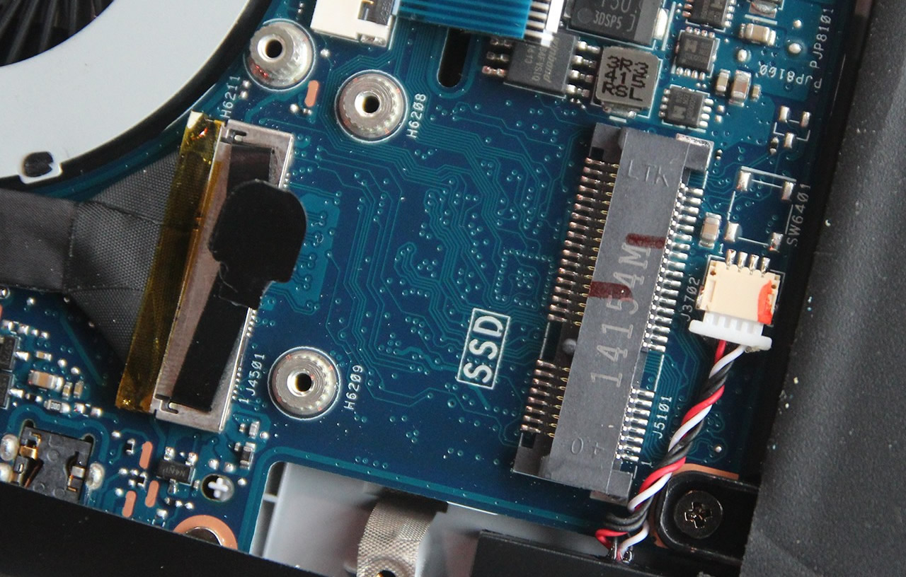 SSD Asus UX 5
